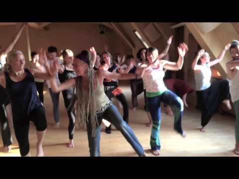 Ecstatic Dance Berlin: African Dance Workshop