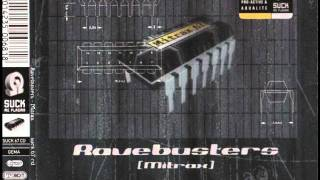 Ravebusters - Mitrax (Pro-Active Mix)   1996