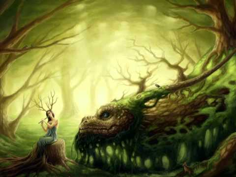 Medieval Celtic Music -Danu, The Spirit Of The Forest-