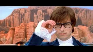 Tom Cruise is Austin Powers in Austinpussy-Goldmemeber HD