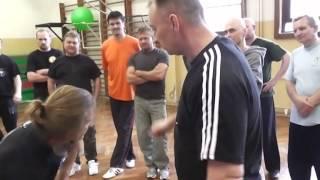 А . Соловьёв . Психофизика , удары по мышцам , масса . Обучение . Прага . Май 2015 .