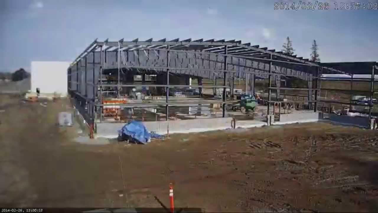 Roy Robinson Subaru >> Roy Robinson Subaru Construction Time Lapse