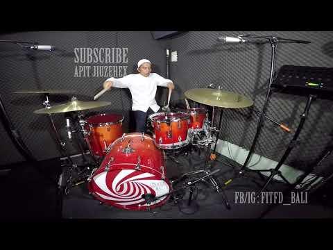TABASSAM - FITFD BALI (Drum Cover) - مسعود كُرتِس   تبسّم