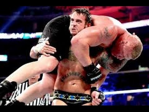 WWE CM Punk Finisher - GTS Go To Sleep Compilation