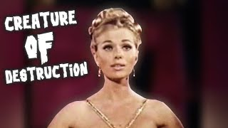 CREATURE OF DESTRUCTION // Full Science Fiction Movie // Les Tremayne & Aron Kincaid // EN // HD