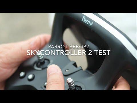 Система Parrot Skycontroller 2 за управление на Bebop Drone 2 до 2 км 6
