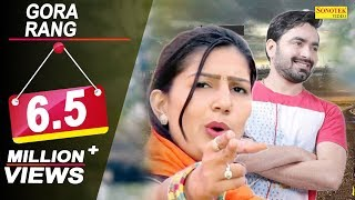 Download Video Gora Rang | Chocolate | Vickky Kajla, Sapna Chaudhary  | Tanu, Manu | New Haryanvi Song 2018 MP3 3GP MP4