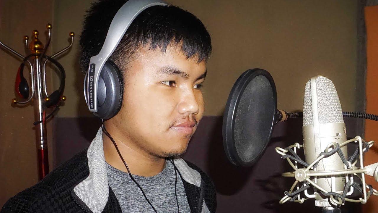Lalbiakmawia (Mizo Idol) - Chunnu Bang tawh rawh (Live on Studio)