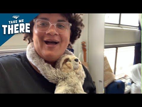 Amtrak Take Me There – Jennifer's Autism Travel Vlog