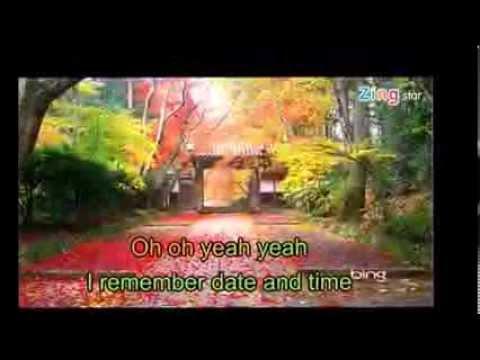 M2M The day you went away karaoke with lyrics