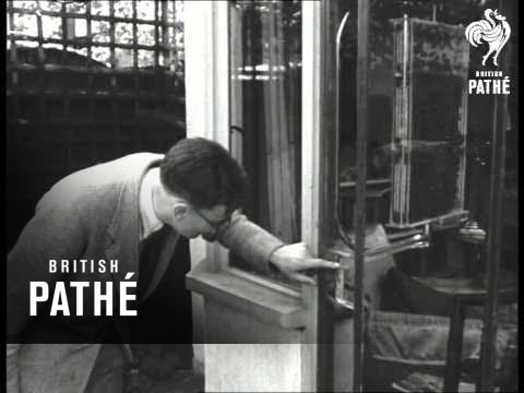 Transparent Beehive (1948)