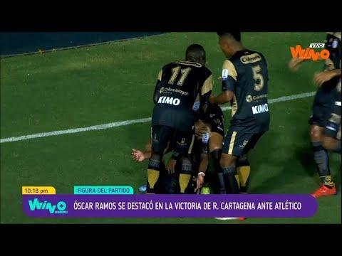Atlético vs. Real Cartagena (1-2) | Copa BetPlay Dimayor 2020 Fase 1 Ida