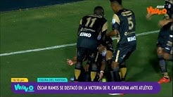 Atlético vs. Real Cartagena (1-2) | Copa BetPlay Dimayor 2020 Fase 1 Ida