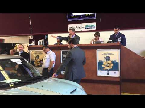 The Auction Insider presents Bobby Ehlert World Champion Automobile Auctioneer