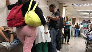 Кризис системы здравоохранения Венесуэлы