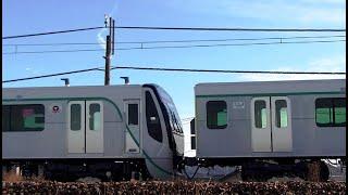 東急2020系(田園都市線用)10両 甲種輸送9788レ EH200-19牽引 信越本線下り