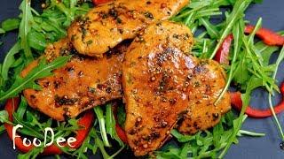 куриное филе на СКОВОРОДЕ как запеченное в ДУХОВКЕ / как приготовить куриное филе /Chicken breast