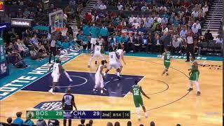 Backdoor cut Gordon Hayward Boston Celtics