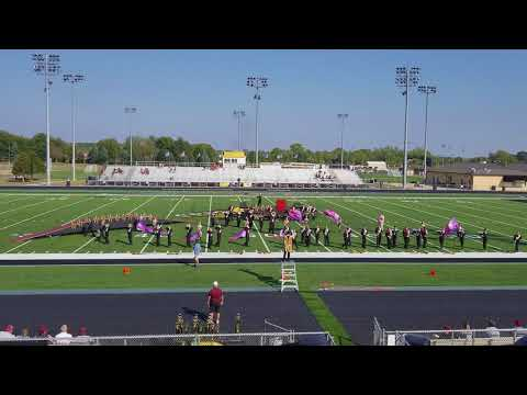 Alex High School Marching Band 9/23/17
