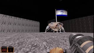 Israel To The Moon Official SpaceIL spacecraft image/model - DukeNukem3D