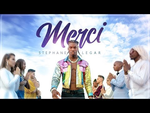 Stephane Legar - Merci (Official Video) | סטפן לגר - מרסי