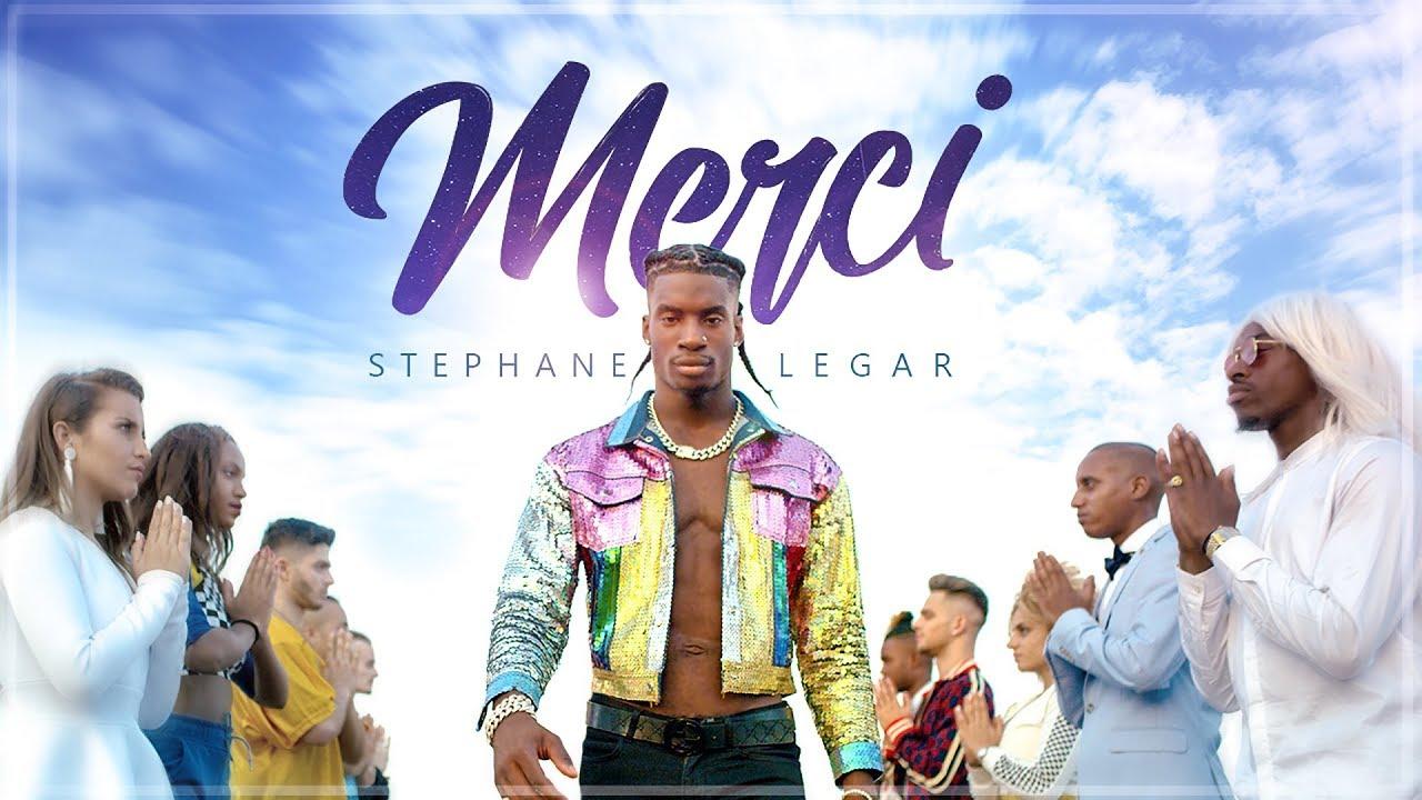 Stephane Legar - Merci (Official Video)   סטפן לגר - מרסי #1