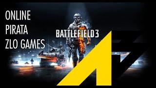Battlefield 3 Online Pirata + DLC´s 2016