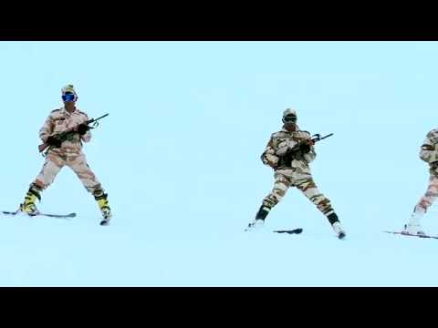 Indo-Tibetan Border Police (ITBP) Force Song (Complete) sung by Sonu Nigam