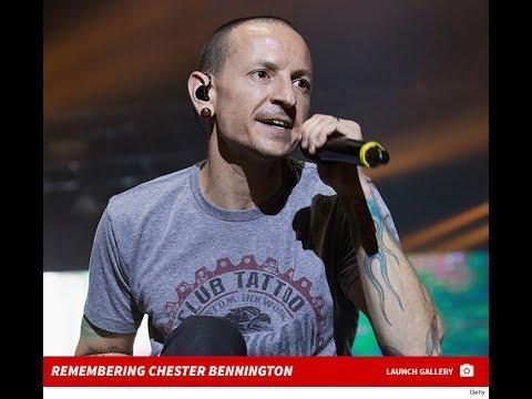 Linkin Park Singer Chester Bennington | Child @bu$e