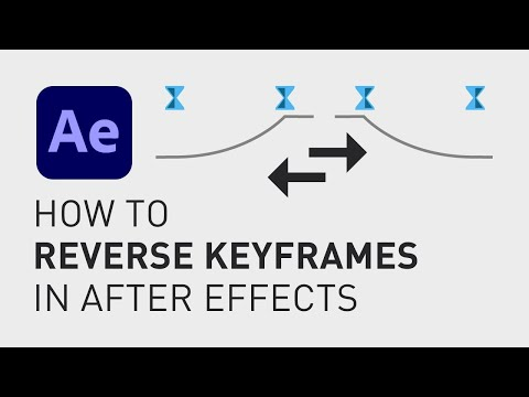 How to reverse an animation in After Effects