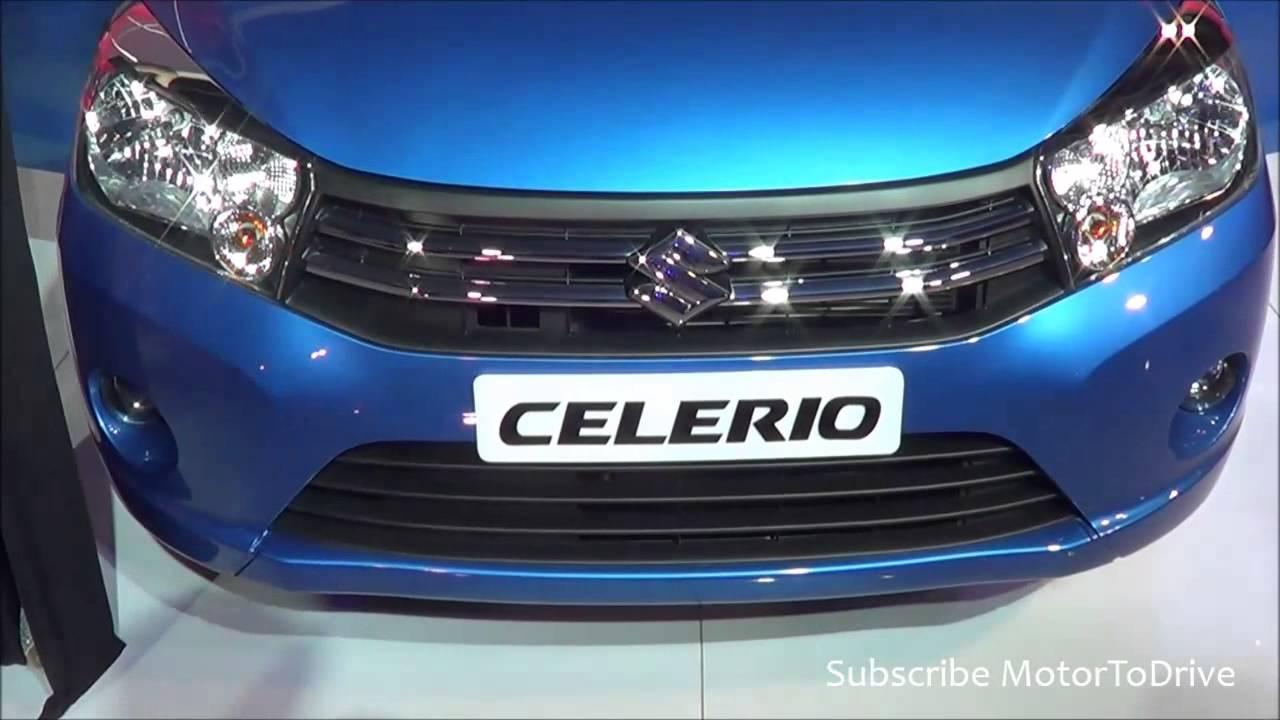 Maruti Celerio Features Review Interiors Exteriors Price Auto
