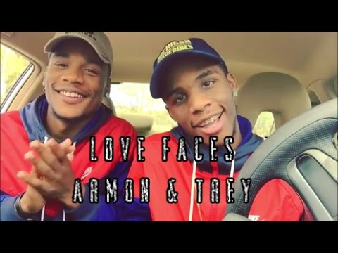 Armon & Trey -  Love Faces {cover}