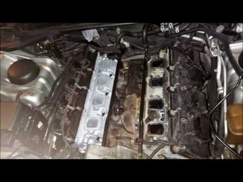 White smoke coming from exhaust.Dodge Charger R/T 5.7L V8 Hemi engine