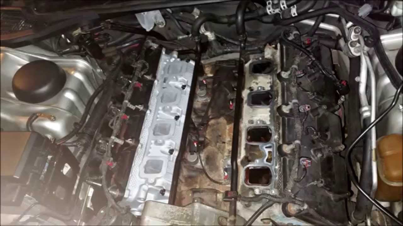White smoke ing from exhaustDodge Charger RT 57L V8 Hemi engine  YouTube