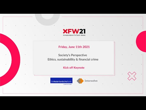 Keynote Speaker - Society's Perspective