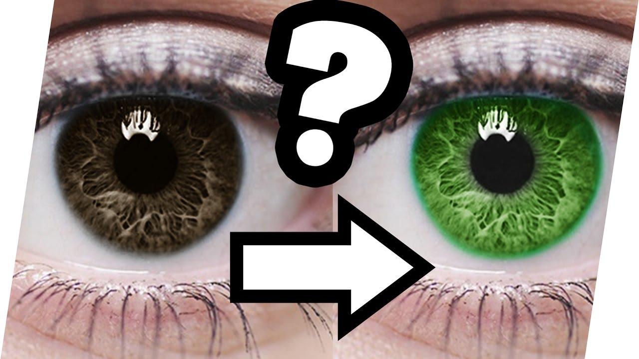 Augenfarbe Mit Lebensmitteln Wechseln Augenfarbe Andern Ohne