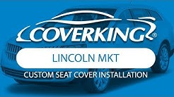 How to Install 2013-2018 Lincoln MKT Custom Seat Covers