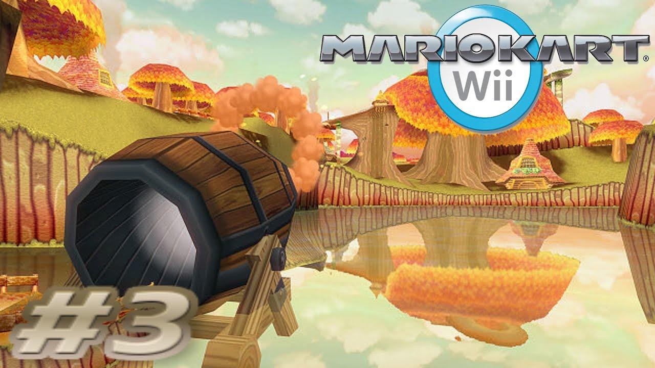 Donkey kong mario kart wii car tuning - Mario Kart Wii Part 3 Star Cup 150cc