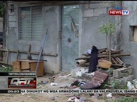 QRT: Babae sa Quezon City, pinatay at chinop-chop ng kanyang mister