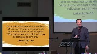 Jesus vs Religion Luke 5:33-39