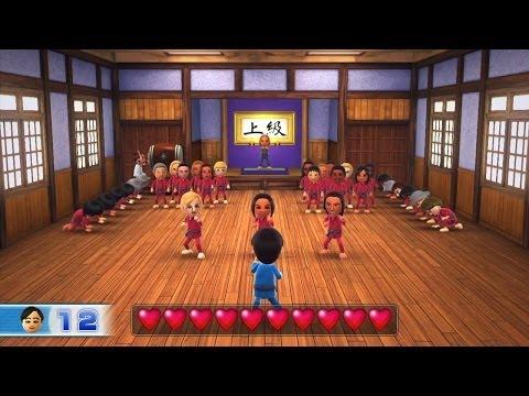 Wii パーティ U - チャレンジ道場