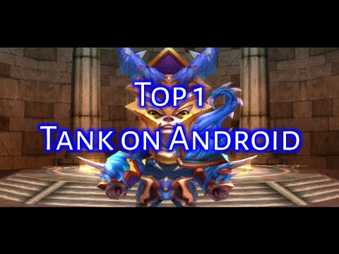 Top 1 Tank Of All Times |Order And Chaos Online|