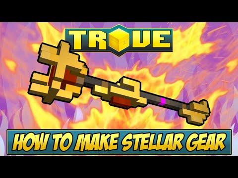 HOW TO GET STELLAR GEAR ✪ Trove Equipment Forging Tutorial & Guide