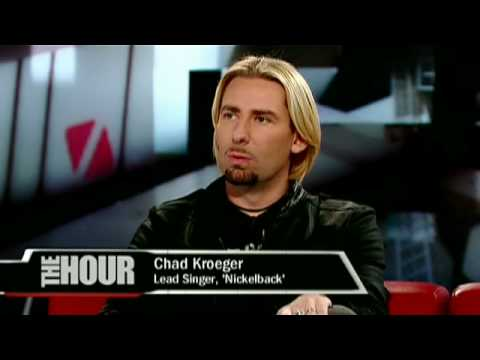 Nickelback On The Hour: Full Interview