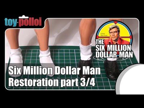 Fix It Guide - Six Million Dollar Man Restoration Part 3