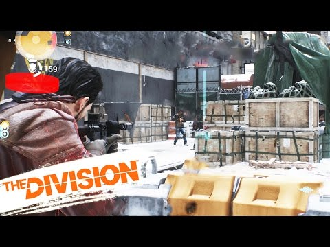 EPIC EXTRACTION FIREFIGHT! The Division PC Gameplay!