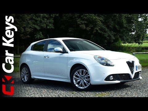 Alfa Romeo Giulietta 4K 2016 review - Car Keys
