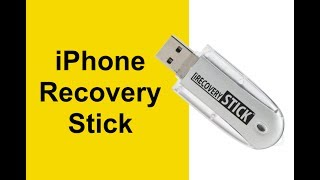 iPhone Recovery Stick (FREE Shipping) BEST iPhone Spy Stick