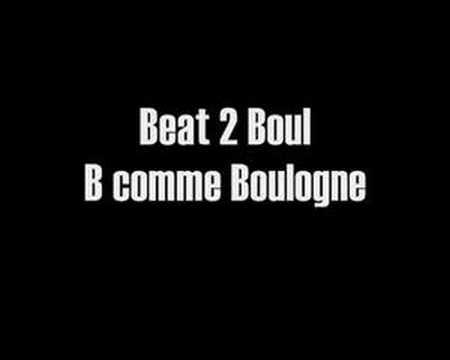 Beat 2 boul - B comme Boulogne