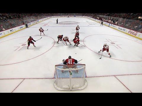 11/02/17 Condensed Game: Red Wings @ Senators
